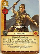 A game of thrones 2.0 LCG - 1x Obara Arena dt. #108 - Base Set-Second Edition