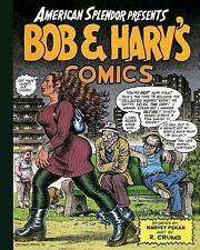 Bob and Harv's Comics by Harvey Pekar (1996, Paperback)