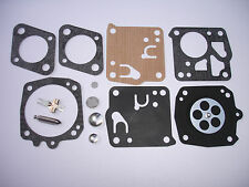 CARBURETTOR REBUILD KIT SUITS HUSQVARNA TILLOTSON RK 23 HS RK-23HS 61 65 77 162