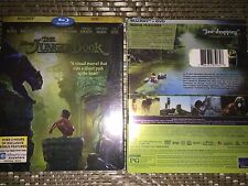 The Jungle Book (Blu-ray, Digital HD DVD) Brand New,no digital download
