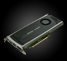 Nvidia Quadro 4000 for Mac Pro (Original Apple) | 2 GB GDDR5 | PNY VCQ4000MAC-PB
