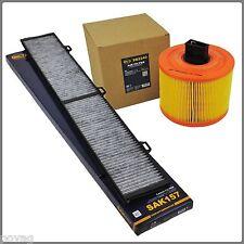 Filtre paquet Filtre à air de pollen filtre charbon actif BMW 1er 125i 130i 3er 325i 330i