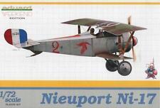 Nieuport ni 17 (Georges Guynemer Ace Armée de l'Air / Francés Af mkgs) 1/72 Eduard