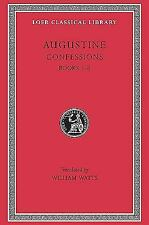 Confessions, Vol. 1: Books 1-8 (Loeb Classical Library, No. 26)-ExLibrary
