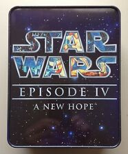 Star Wars A New Hope Commemorative Tin (TIN ONLY) 30th Anniversary Collection