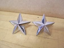 Harley Panhead Knucklehead Motorcycle Scooter Chrome Trim Stars Ornament