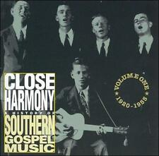 """CLOSE HARMONT, CD """"A HISTORY OF SOUTHERN GOSPEL MUSIC"""" NEW SEALED"""