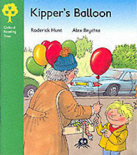 Oxford Reading Tree: Stage 2: More Stories: Kipper's Balloon by Roderick Hunt...