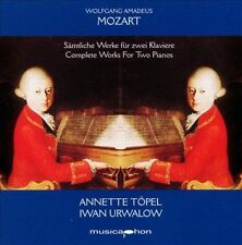 Complete Works for 2 Pianos, New Music