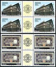 Repubblica 1993 Cent. Fondazione Banca d'Italia S184 n. 2079/2080 ** (m2405)