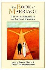 The Book of Marriage: The Wisest Answers to the Toughest Questions (Religion, Ma