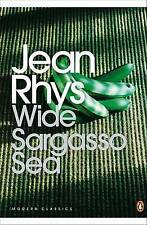 Wide Sargasso Sea by Rhys Jean Penguin Classics Paperback Book