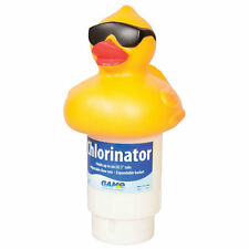 DERBY DUCK LARGE pool GALLEGGIANTE dispenser cloro