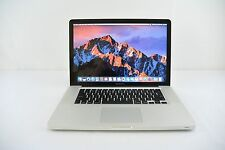 "15"" Apple MacBook Pro 2010  2.4GHz Core i5  4GB RAM  320GB  MC371LL/A + Warranty"