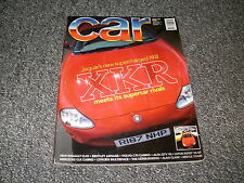 CAR       MAGAZINE       FROM  JUNE   1998     ENGLISH MONTHLY