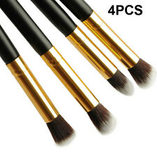 Pro Make Up Cosmetic Tool Eyeshadow Eye Shadow Foundation Blending Brush 4PCS