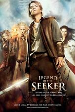 POSTER LEGEND OF THE SEEKER LA SPADA DELLA VERITA' #1