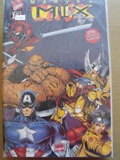 Marvel Mix n°1 1996 Capitan America Iron Man  ed. Marvel Italia   [SP14]