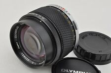 OLYMPUS OM-SYSTEM ZUIKO AUTO-T 85mm F2 MF Lens for OM Mount EXCELLENT #170217k