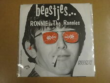 45T SINGLE / RONNIE EN THE RONNIES - BEESTJES...