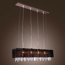 Modern Ceiling Light Dinner Room Pendant Lamp Kitchen Lighting Bar Chandelier US
