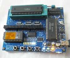 MCS-80 Test Board for 8080A Processors Intel 8080 CPU Tester