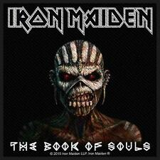 IRON MAIDEN - Patch Aufnäher - The Book Of Souls 10x10cm