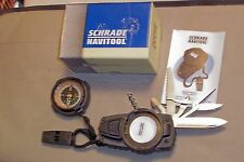 SCHRADE SURVIVAL MULTI TOOL ST175 NAVITOOL  MADE IN THE USA NIB