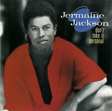 Jermaine Jackson - Don't Take It Personal - New Factory Sealed Cd