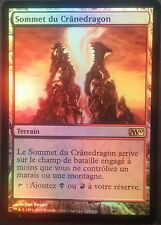 Sommet du Crânedragon PREMIUM / FOIL VF - French Dragonskull Summit - Magic mtg