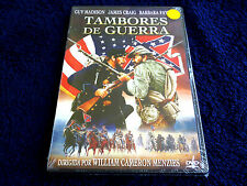 TAMBORES DE GUERRA / Drums in the Deep South - William Cameron Menzies -Precint