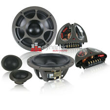 "Morel HYBRID 602 Car Audio 6-1/2"" 2-Way Hybrid Series Component Speaker System"