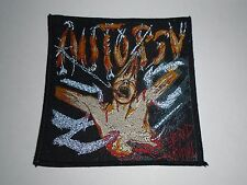 AUTOPSY SEVERED SURVIVAL WOVEN PATCH