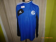 FC Schalke 04 Adidas Spieler Champions League Training Zipper/ Jacke Gr.XL TOP
