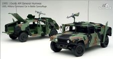 Exoto 1/18 1995 AM General Humvee Military Command Battle Camouflage TDT01801