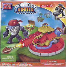 Mega Bloks SKYLANDERS Giants Terrafin Target Exclusive New in Box
