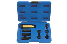 LASER TOOLS OXYGEN LAMBDA SENSOR THREAD REPAIR TOOL KIT TAPS + COLLARS + NUTS