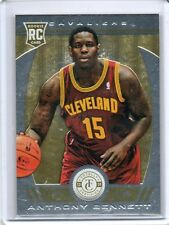 (T326) 13-14 Anthony Bennett Totally Certified #250 GOLD RC #D/25