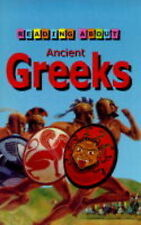 Ancient Greeks (Reading About) Jim Pipe Very Good Book