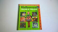 Halloween Tricks & treats Magazine