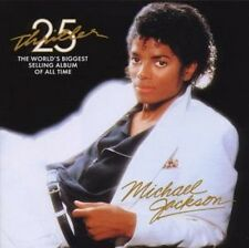 Michael JACKSON/thriller - 25th ANNIVERSARY EDITION-CD * NEW & SEALED * NUOVO