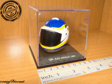 ALEX CRIVILLE MOTO-GP 1989 NZI HELMET 1/5 CASCO CASQUE REPSOL - MICHELIN MINT!!!
