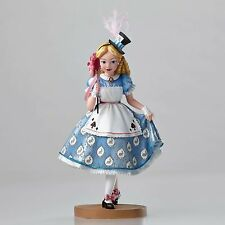 NEW Disney Showcase Couture de Force ALICE IN WONDERLAND Masquerade Figurine