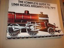 The Complete Guide To Lima Model Railways catalogue 1978/79