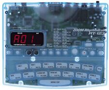 Zoom rt-123 tracce ritmiche Drum-Machine con supporto BASS & POWER SUPPLY