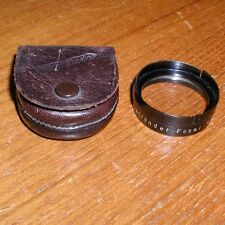 Approx. 36mm push-on VOIGTLANDER FOCAR B with case