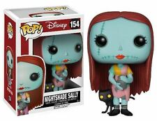 Funko POP! Nightmare Before Christmas: Nightshade Sally - Vinyl Figure 154 NEW