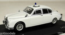 MINICHAMPS 1/43 - 430 130690 JAGUAR MK2 1959 POLICE DIECAST MODEL CAR
