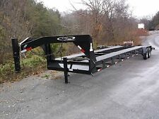 New 2016 Quality 35 1/2' two car trailer