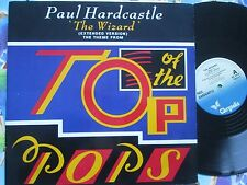 Paul Hardcastle The Wizard (Extended Version) PAULX3 UK Vinyl 12inch Maxi-Single